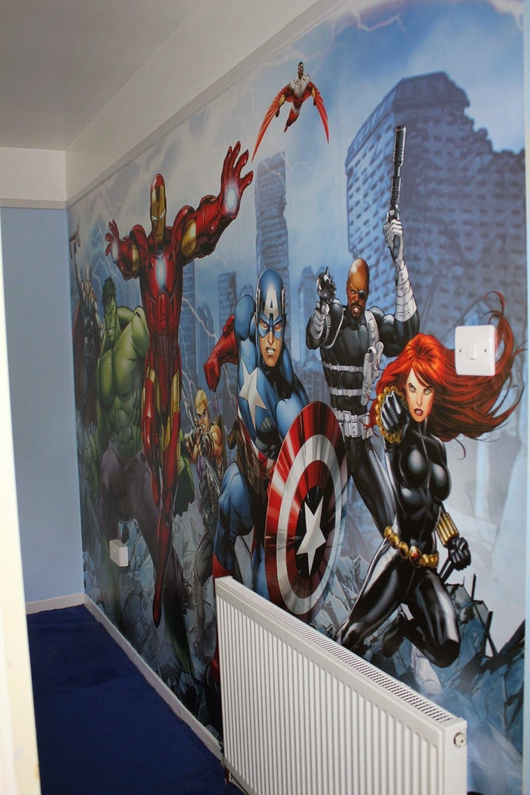 Best Dulux Avengers Bedroom In A Box Wish List In 2019 With Pictures