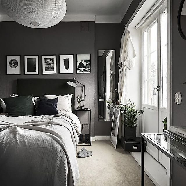 Best Small Dark Bedroom Photo By Kronfoto Styling By With Pictures