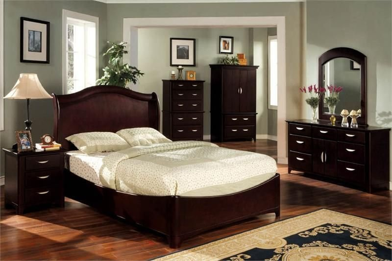 Best Grey Paint Colors For Bedroom With Dark Cherry Furniture Home Decor That I Love Dark Wood With Pictures