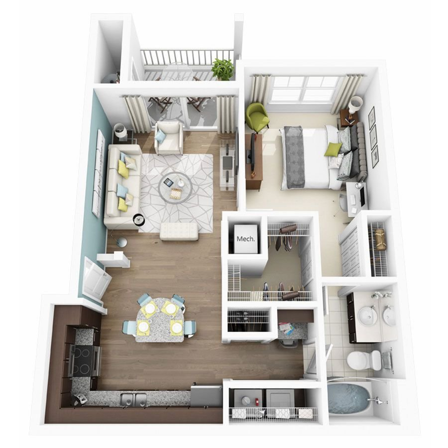 Best 1 2 3 Bedroom Apartments In Austin Tx Altis Lakeline With Pictures