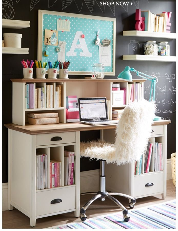 Best Stylish T**N Desks Back To School Room Decor T**N With Pictures