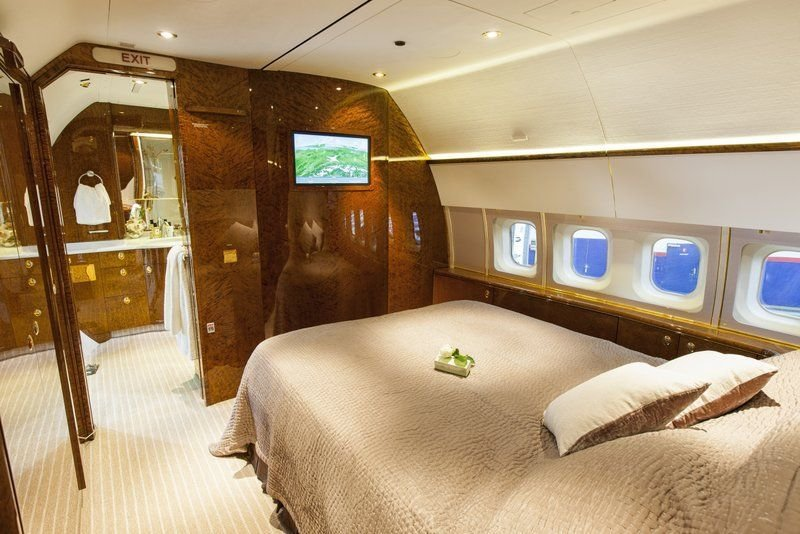 Best Private Jet With Shower And Bedroom Google Search With Pictures