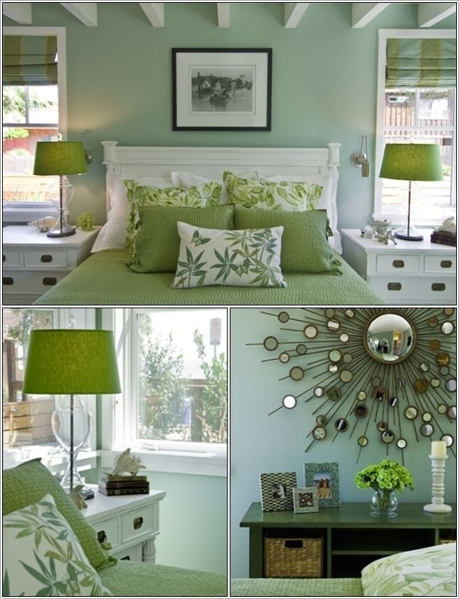 Best Guest Bedroom We Will Have White Furniture And A Green With Pictures