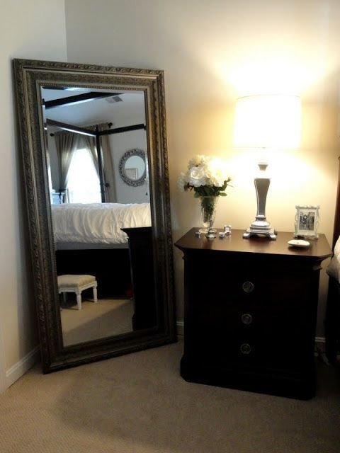 Best Beautiful Full Length Mirror In Bedroom Living Full With Pictures