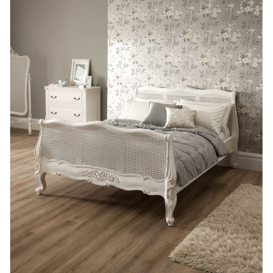 Best White Wicker Bedroom Furniture Uk With Vintage Design And With Pictures