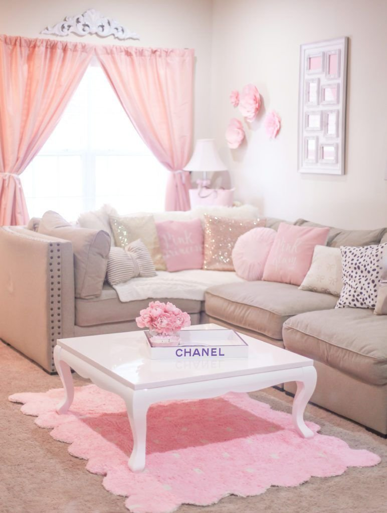 Best The Most Girly Pink Decor For A Feminine Home Shabby With Pictures