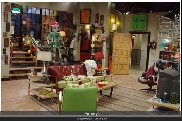 Best Icarly Set Pieces Tv Sets I Like Icarly Bedroom With Pictures