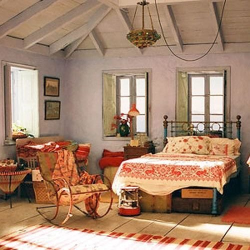 Best Film Mamma Mia Bohemian Style Bedroom With Beautiful With Pictures