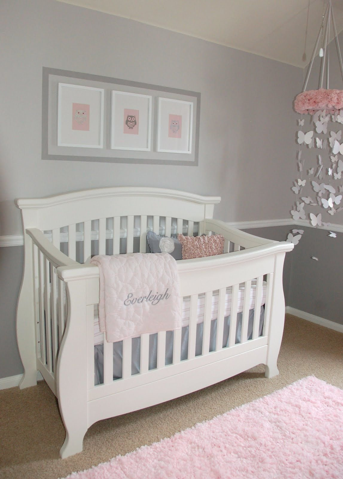 Best Love This Nursery I M Such A Sucker For Grey Babies With Pictures