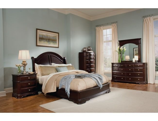 Best 2000 The Furniture Dark Brown Traditional Style With Pictures