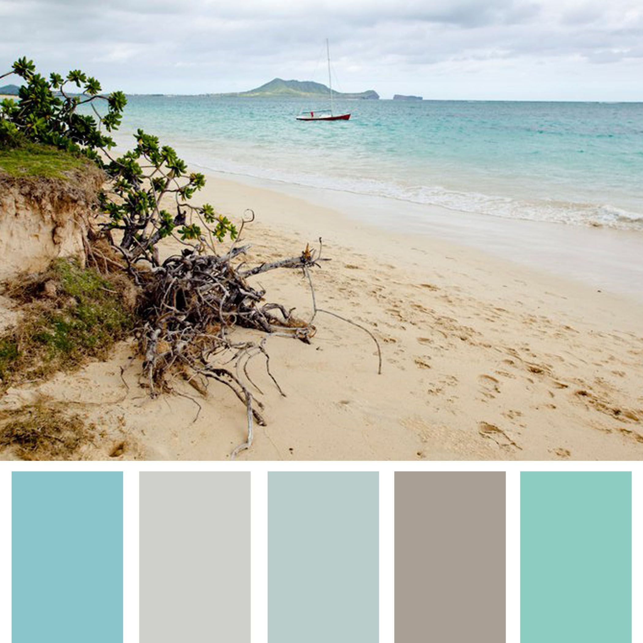 Best A Photo From Our Hawaiian Honeymoon And Color Inspiration With Pictures