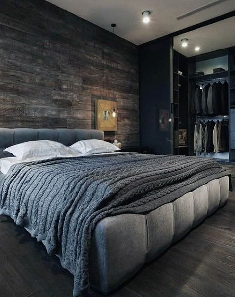 Best 80 Bachelor Pad Men S Bedroom Ideas Manly Interior With Pictures