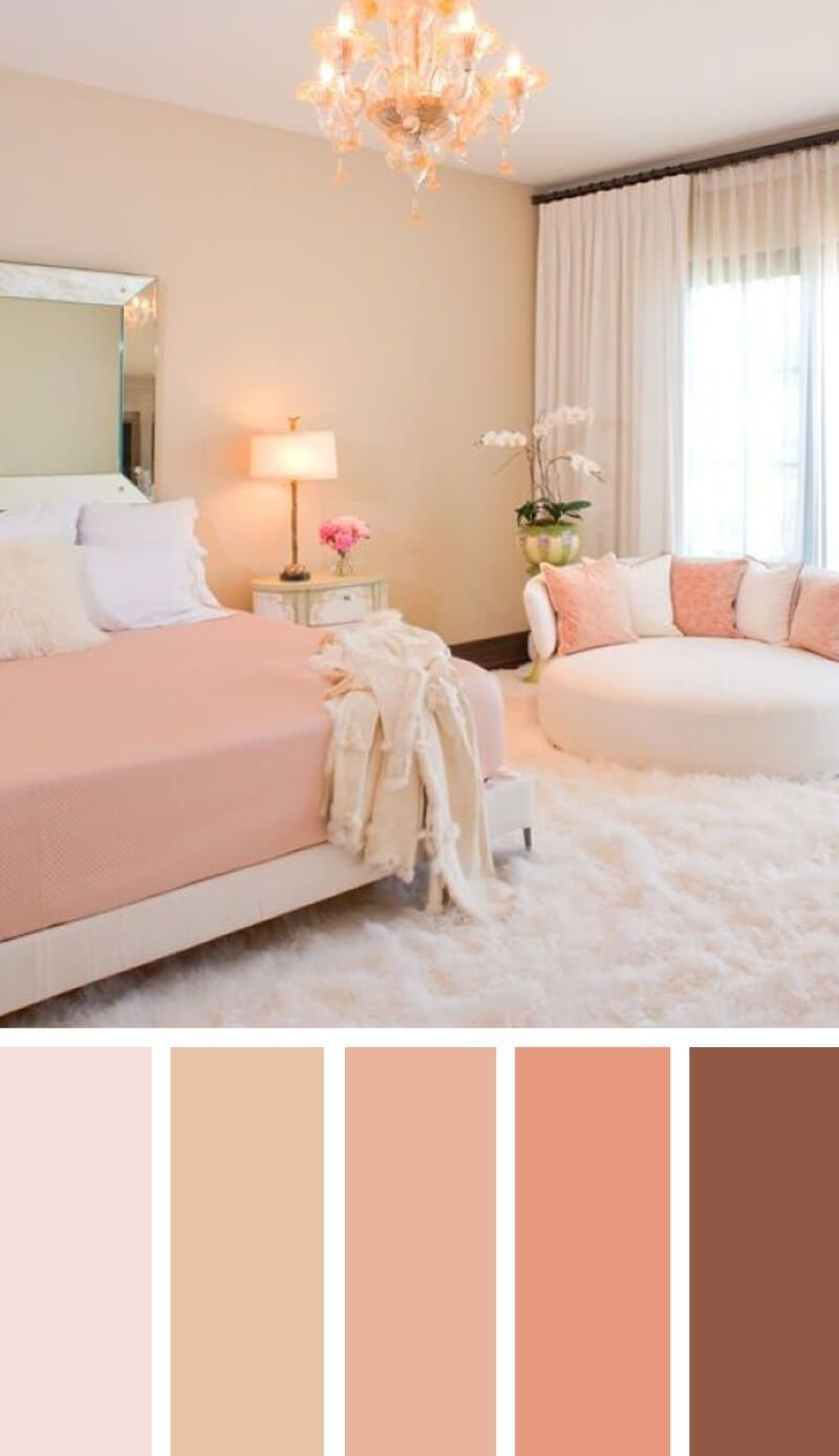 Best New Way To Do Pink Color Scheme Mbr Ideas Bedroom With Pictures