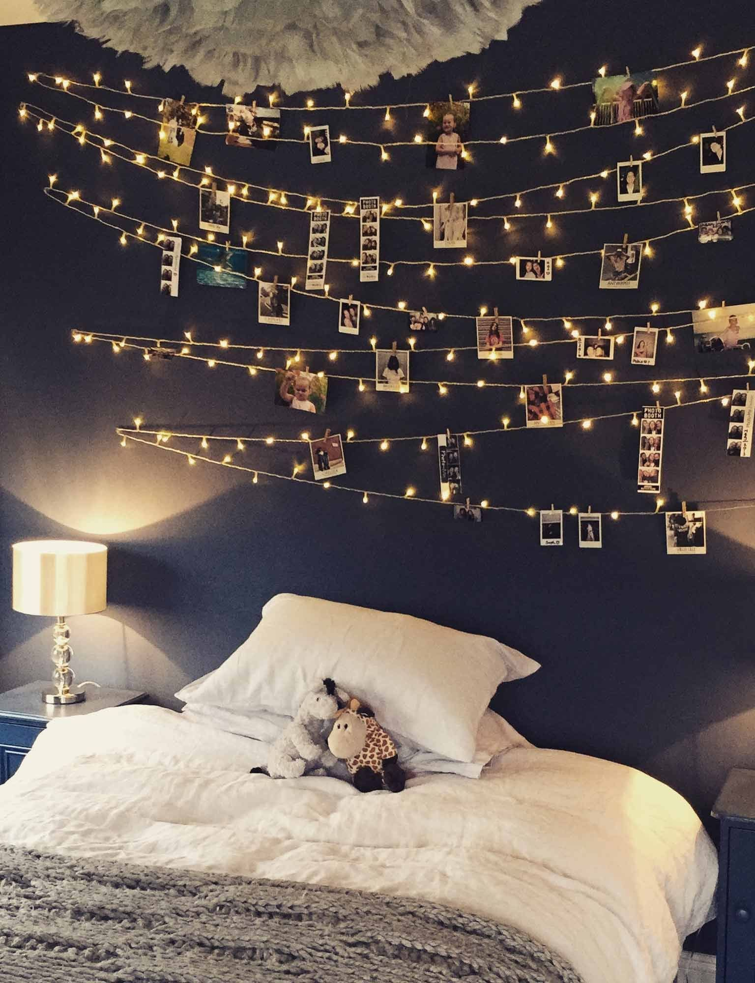 Best Bedroom Fairy Light Ideas In 2019 Home Renovation With Pictures