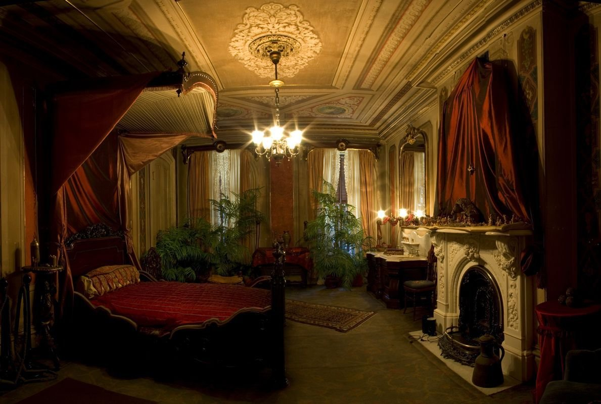 Best Victorian Bedroom Photos The Red Bedroom With Yet With Pictures