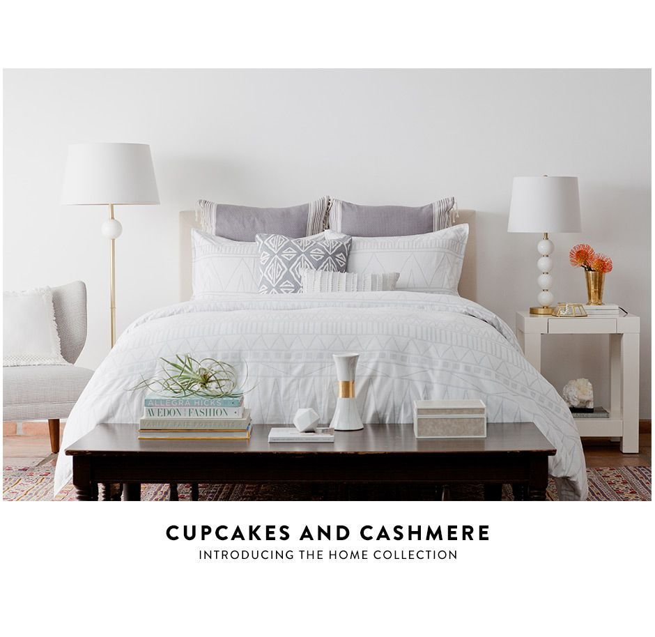 Best Introducing The Cupcakes And Cashmere Home Collection With Pictures