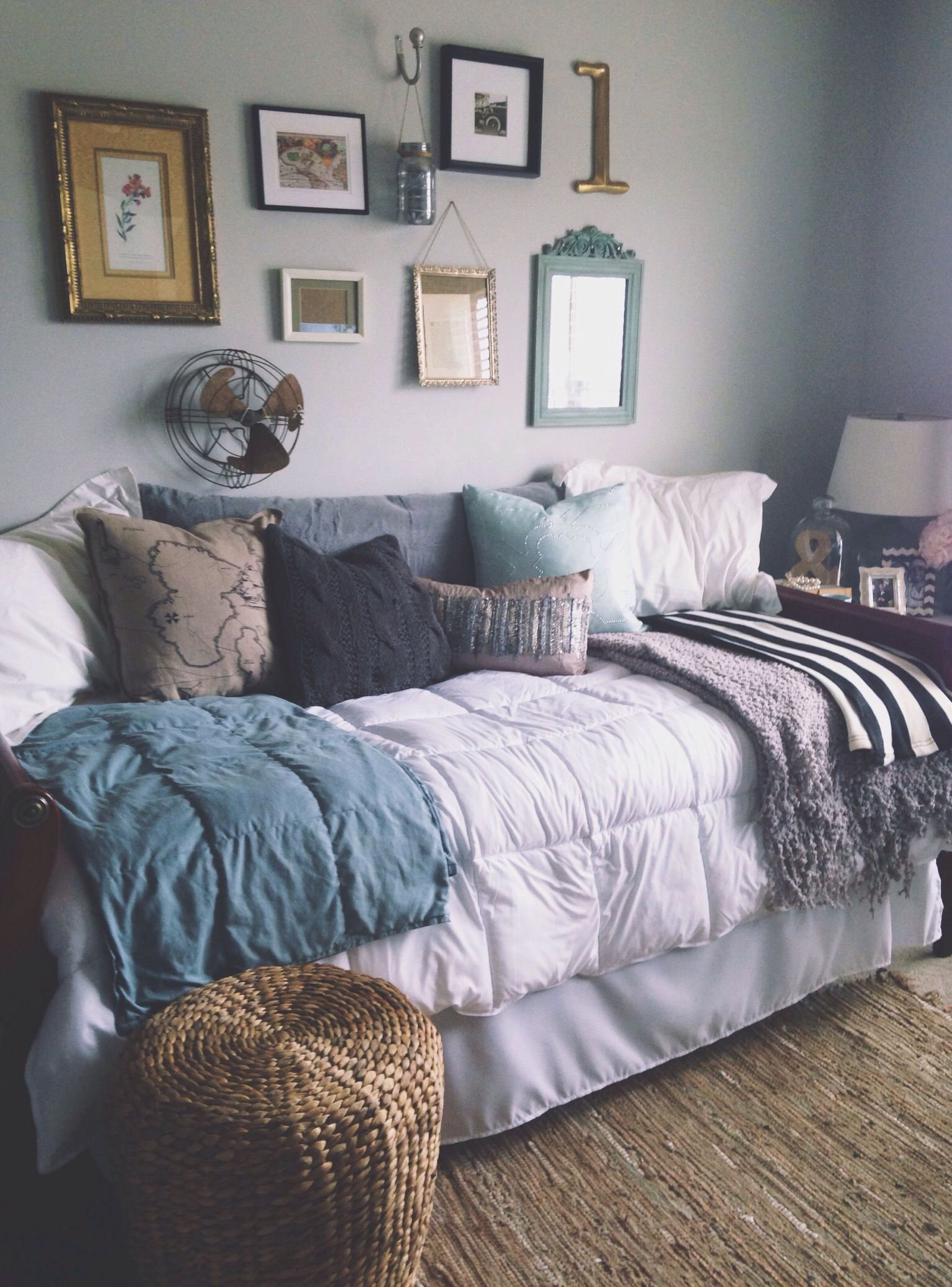 Best I Love These Colors For Bedroom It S Cozy Grown Up With Pictures