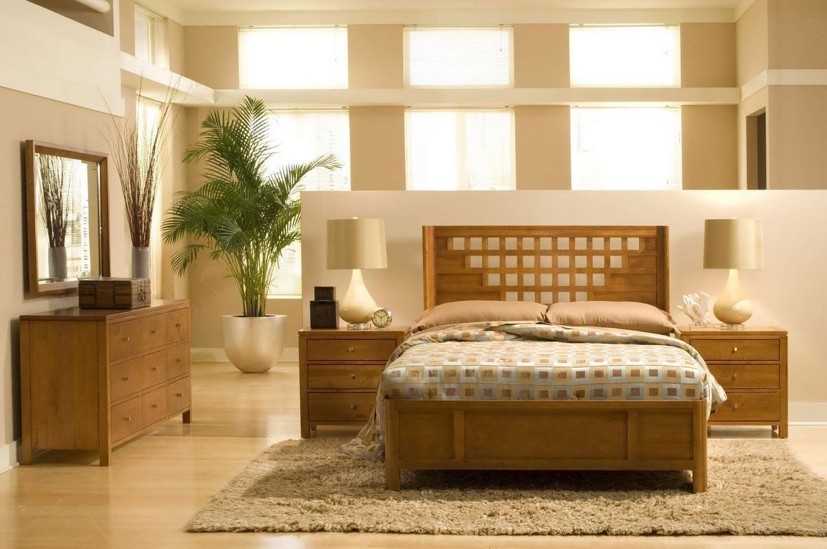 Best Modern Light Wood Bedroom Furniture Kbhome Sanantonio With Pictures