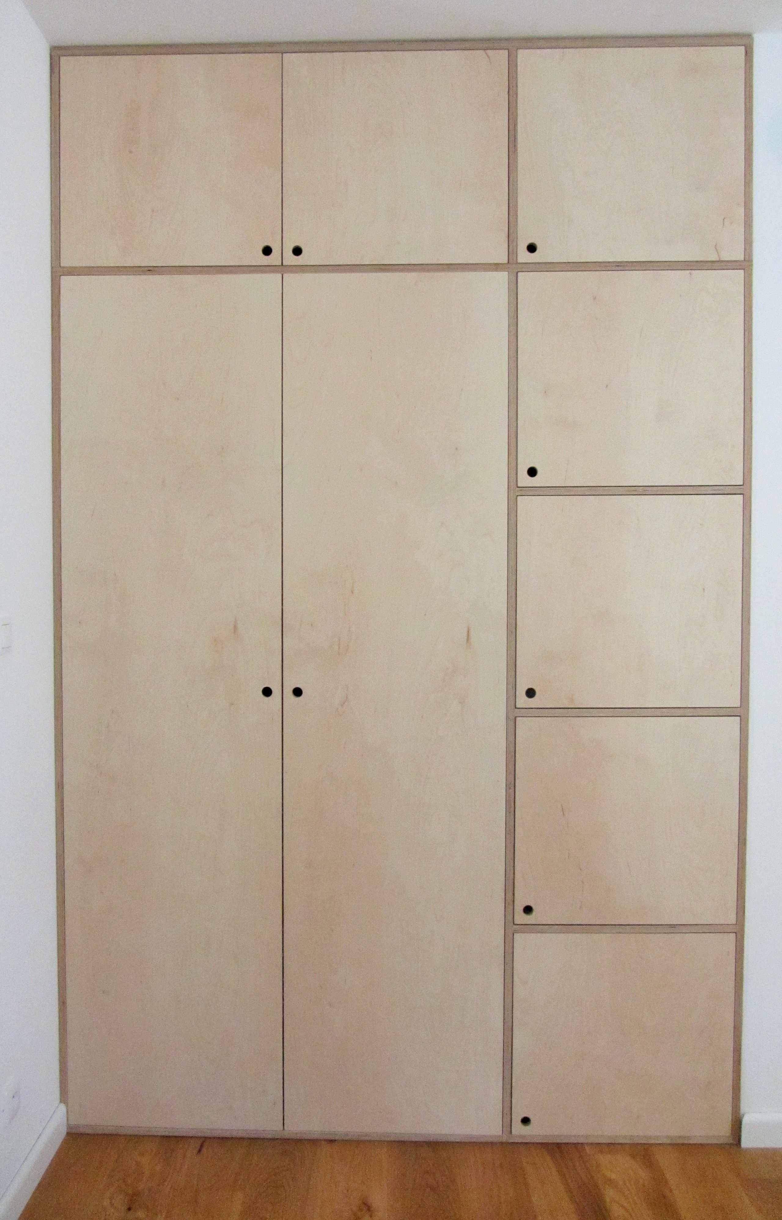 Best Plywood Wardrobe … Home Inspiration Pinte… With Pictures