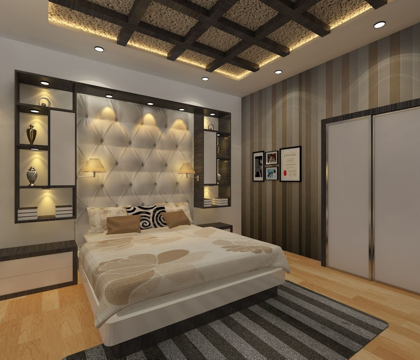 Best Luxury Bedroom With Elements Bedroom Bed Cover Ceiling With Pictures