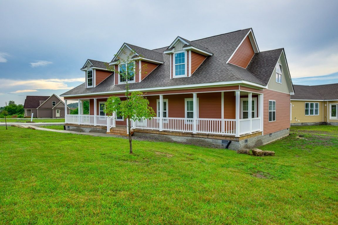 Best Side View Of The Greenbrier Modular Home Is A Palm Harbor With Pictures