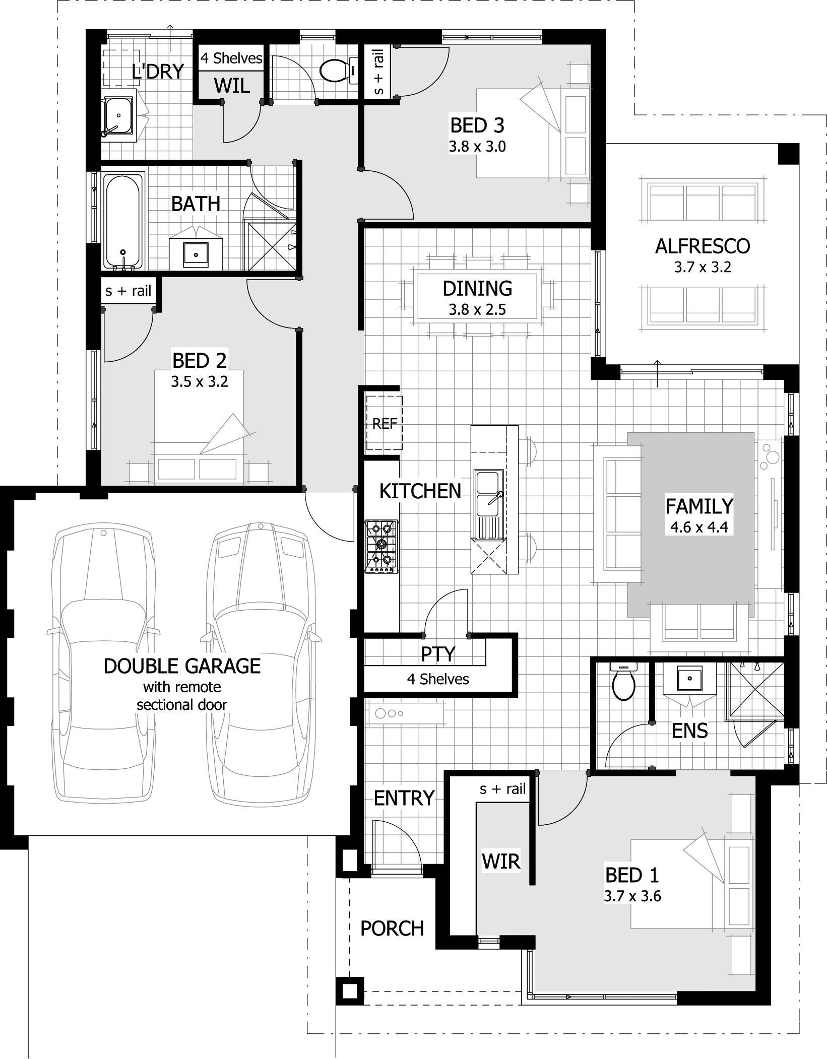 Best Unusual Bedroom Floor Plan Bungalow With Valencia Unique With Pictures