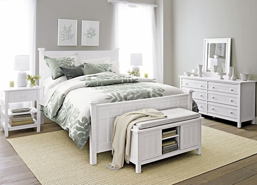 Best Pottery Barn Bedroom Set For The Home White Bedroom Furniture White Bedroom Furniture Grey With Pictures