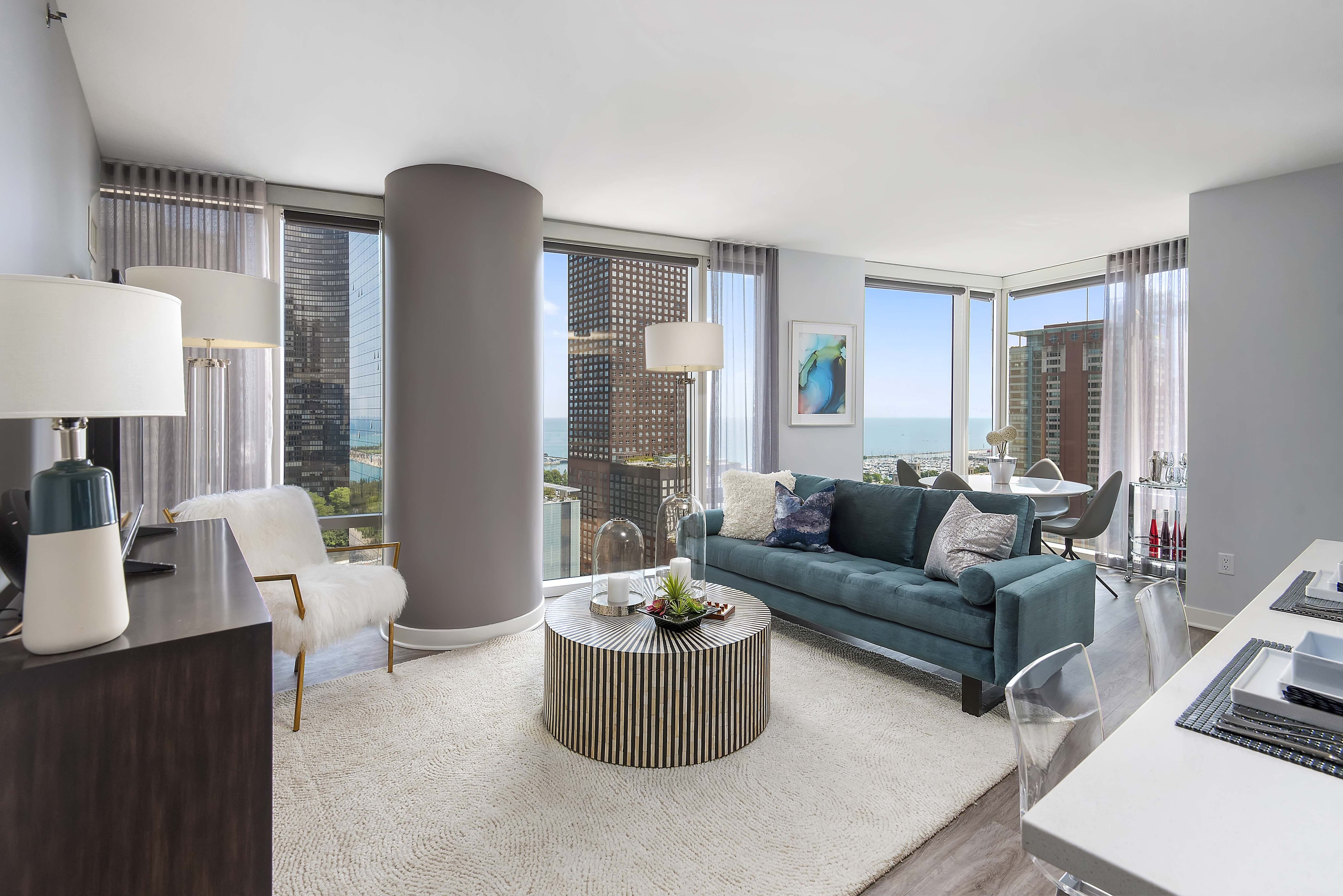 Best First Look – A 2 Bedroom 2 Bath At Streeterville's New With Pictures
