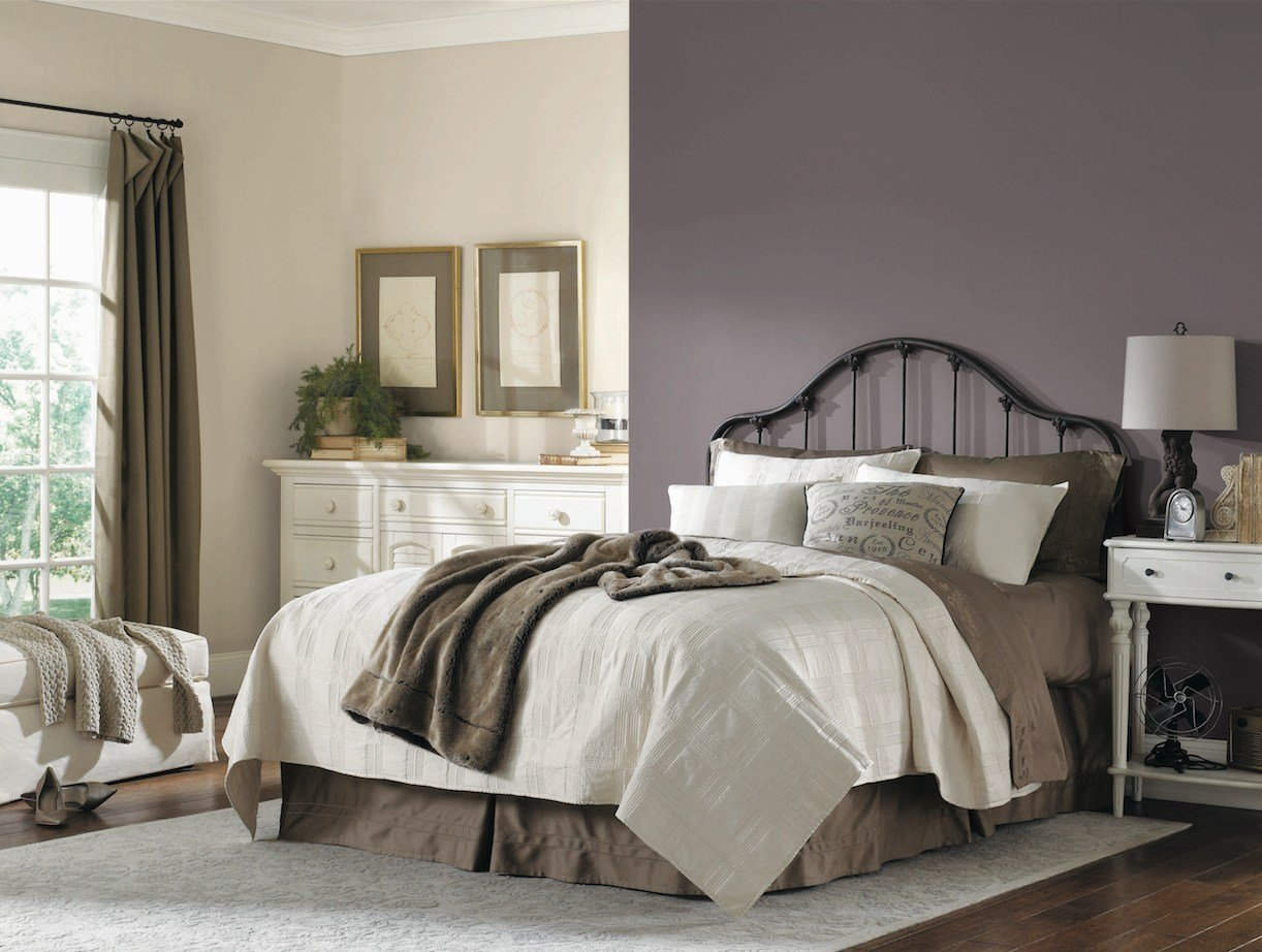 Best What Color Should You Paint Your Bedroom Exclusive Plum With Pictures