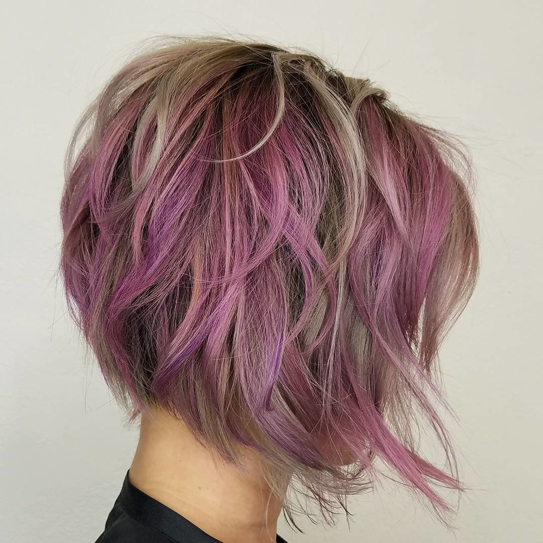Free 60 Layered Bob Styles Modern Haircuts With Layers For Any Wallpaper