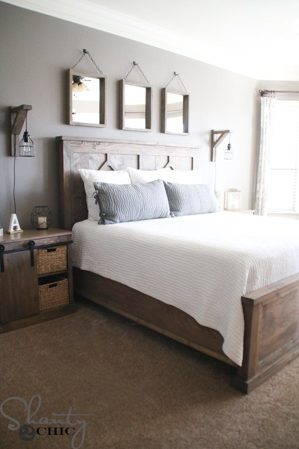 Best Rustic Master Bedroom Inspiration Ideas With Pictures