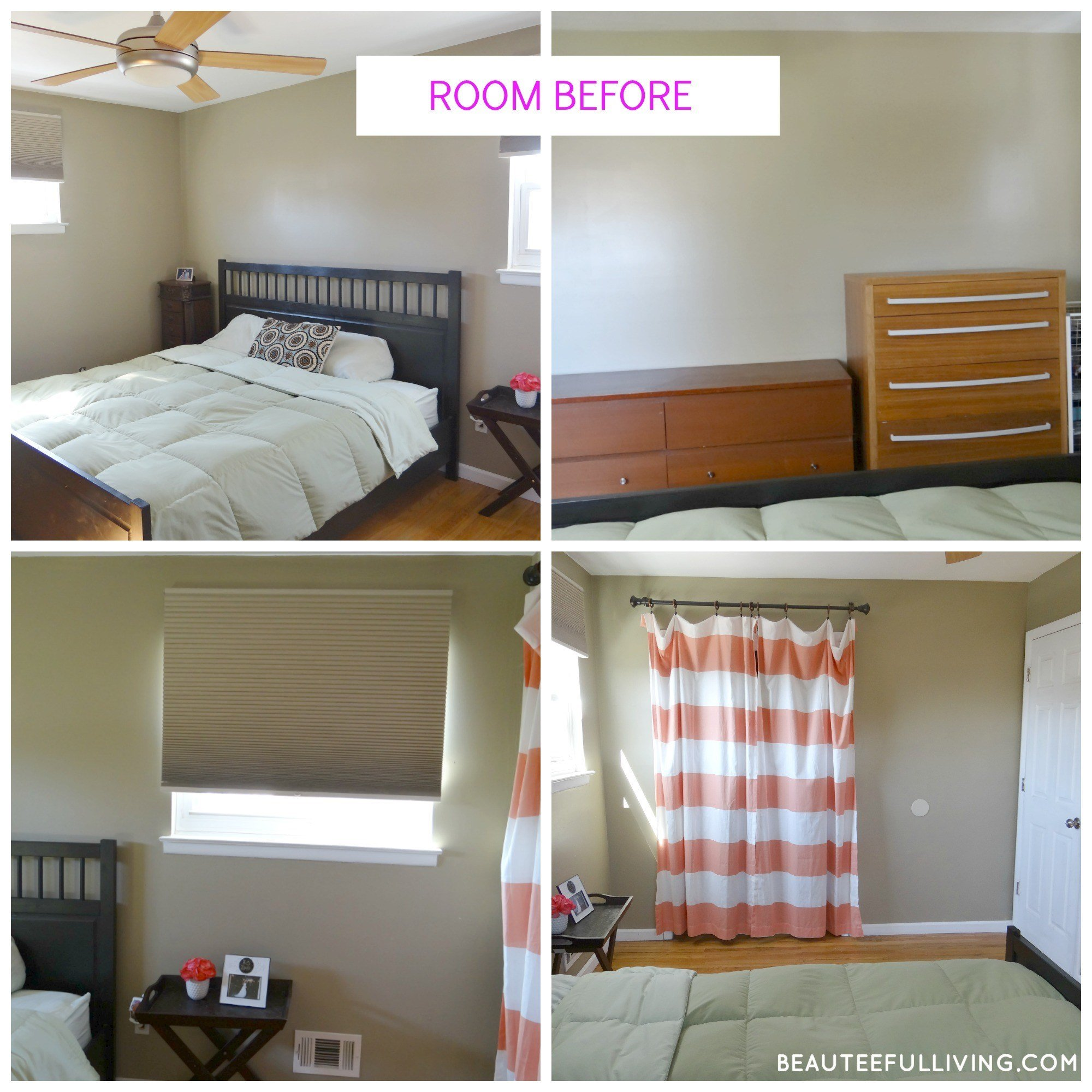 Best Modern Glam Master Bedroom Makeover Orc Week 4 With Pictures