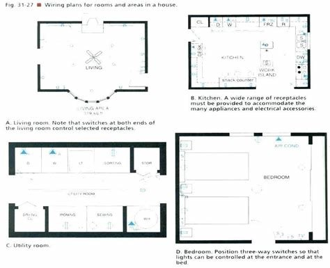 Best Bedroom Wiring Diagram Psoriasisguru Com With Pictures