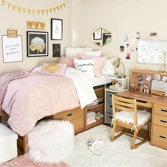 Best 5 Cute Dorm Room Ideas I M Obsessing Over Life Et Moi With Pictures
