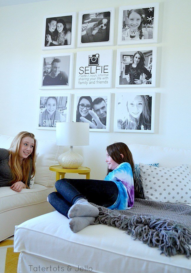 Best Selfie Tween T**N Instagram Hangout Wall Diy With Pictures