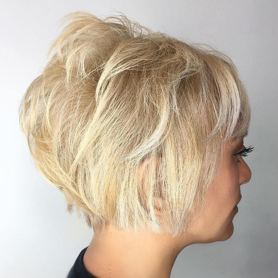 Free 60 Cute And Easy To Style Short Layered Hairstyles Wallpaper