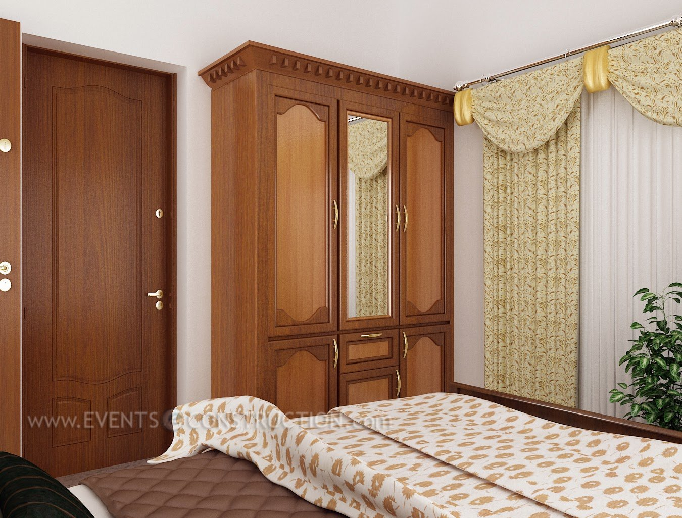 Best Bedroom Cupboard Design In Kerala Psoriasisguru Com With Pictures