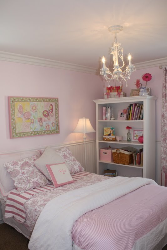 Best Little Girls Pink Bedroom With Pictures