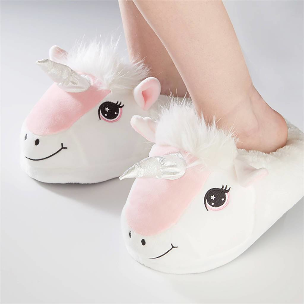 Best Unicorn Bedroom Slippers Singapore Psoriasisguru Com With Pictures