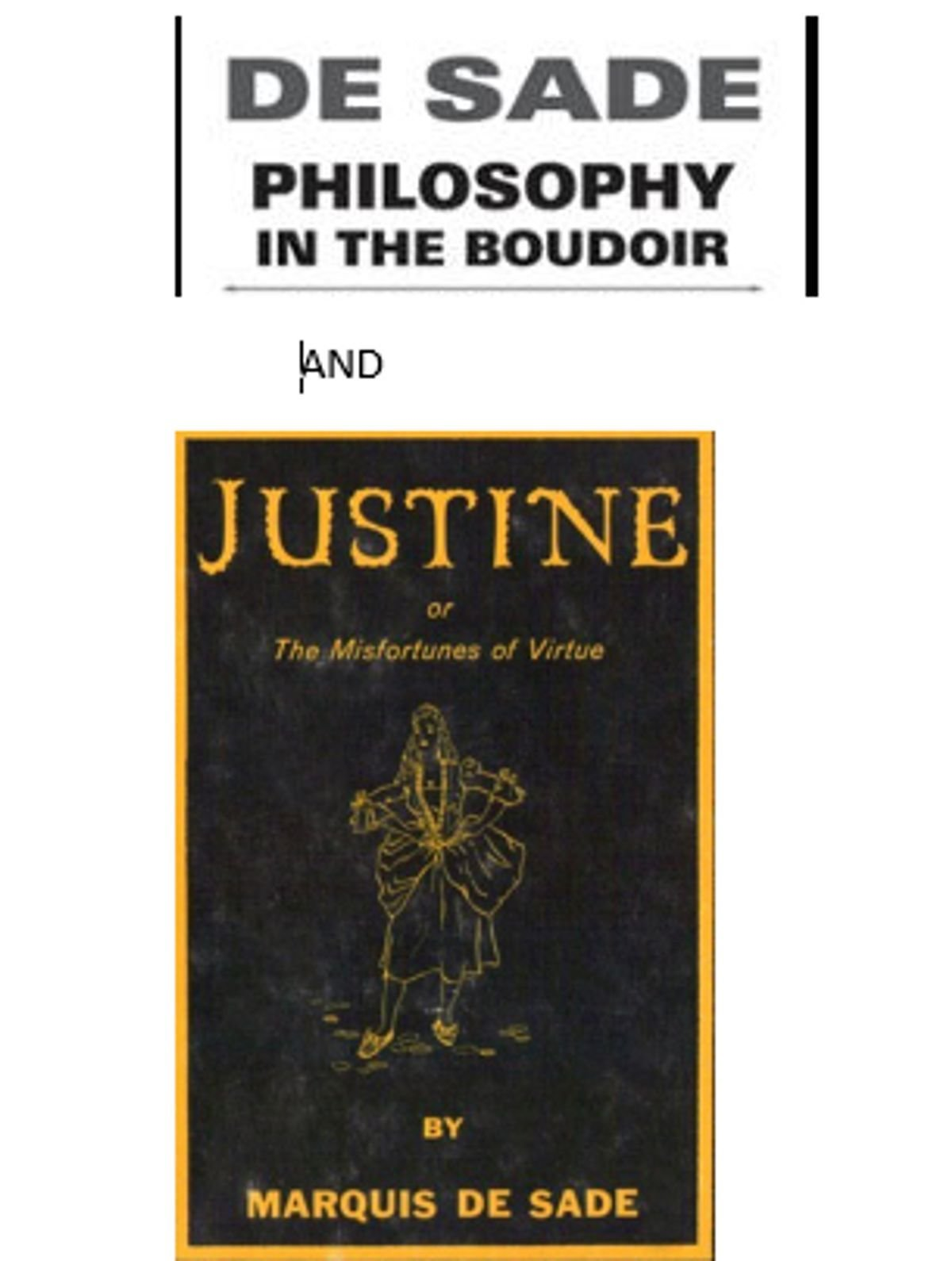 Best Philosophy In The Bedroom Justine Ebook By Marquis De With Pictures