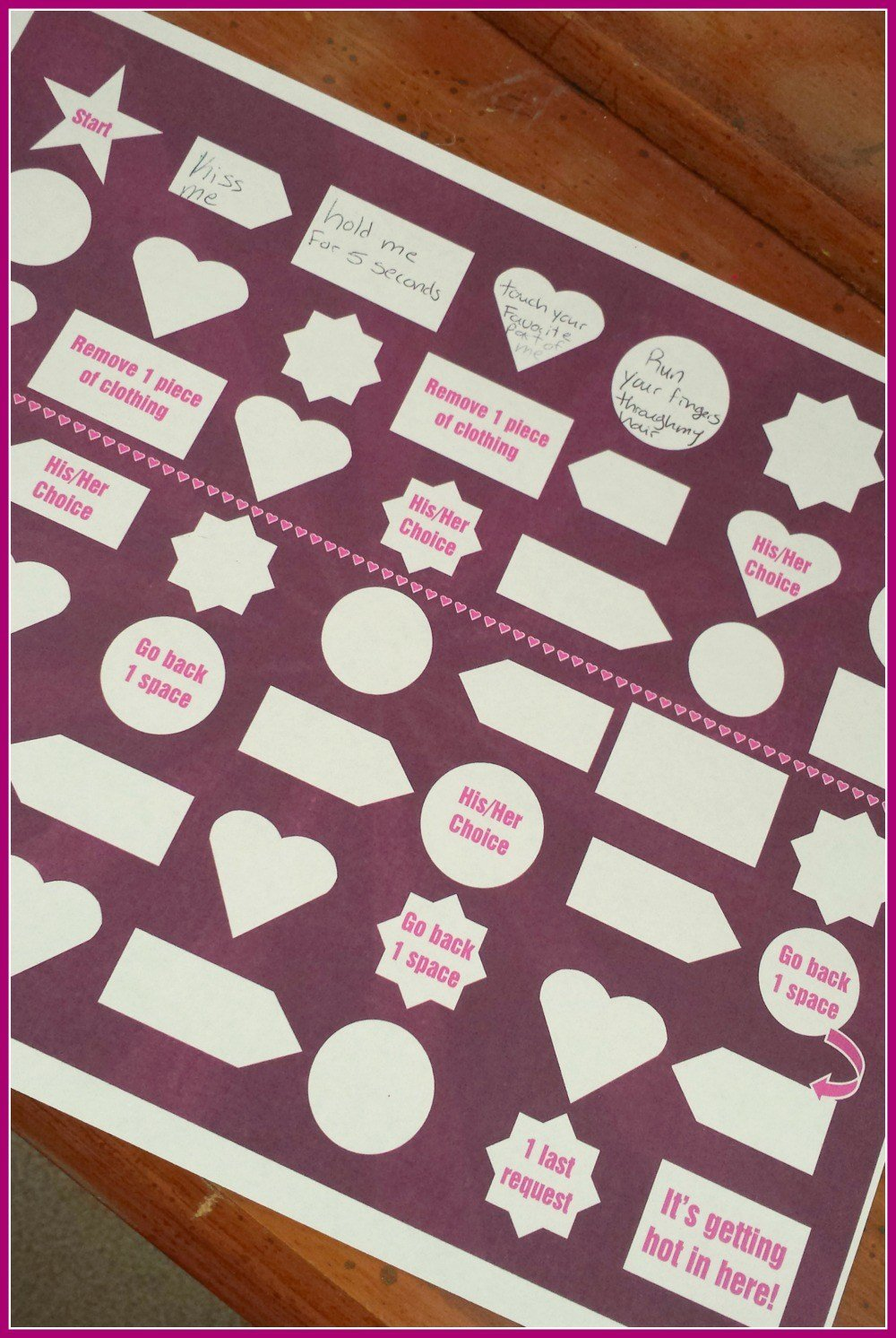 Best Diy Couples Bedroom Game With Printables Love Hope With Pictures
