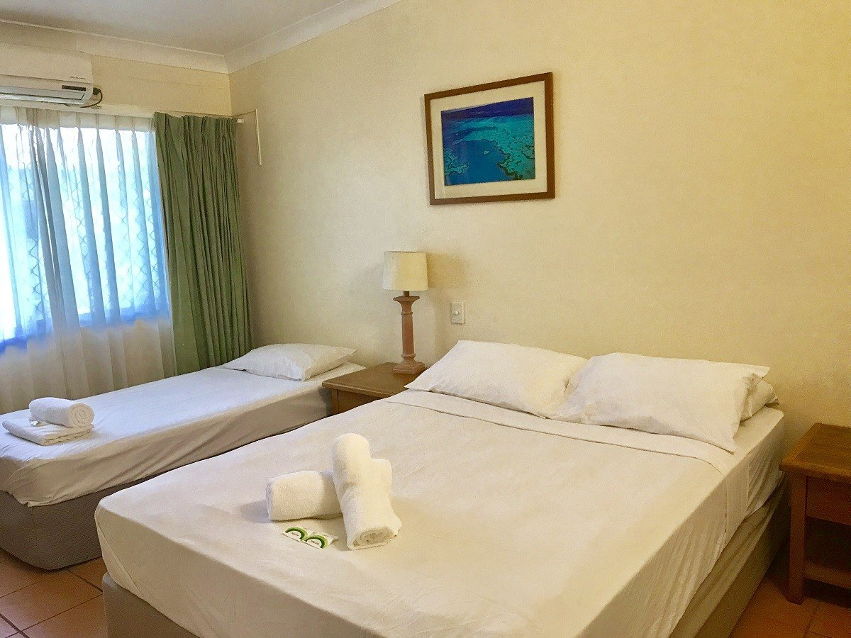 Best 1 Bedroom Apartment From 79 Night Lake Central Cairns With Pictures