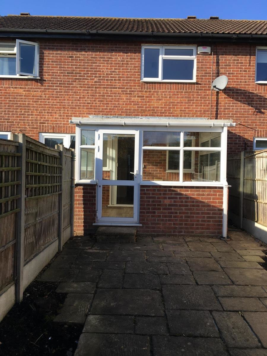 Best 2 Bedroom Terraced House Let In Nottingham Ng2 With Pictures