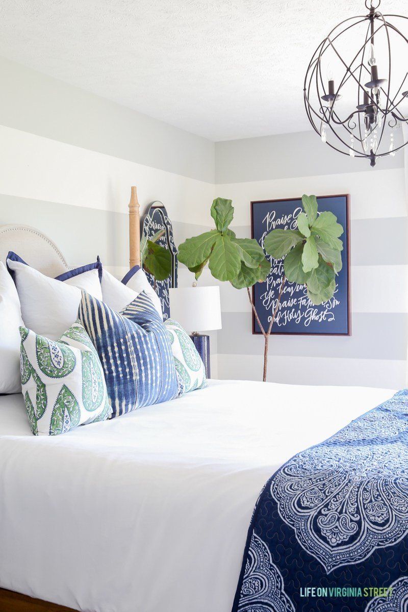 Best Updates Summer Guest Bedroom Decor Life On Virginia Street With Pictures