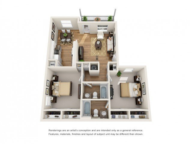 Best 1 2 Bedroom Apartments College Station Laurel Ridge With Pictures