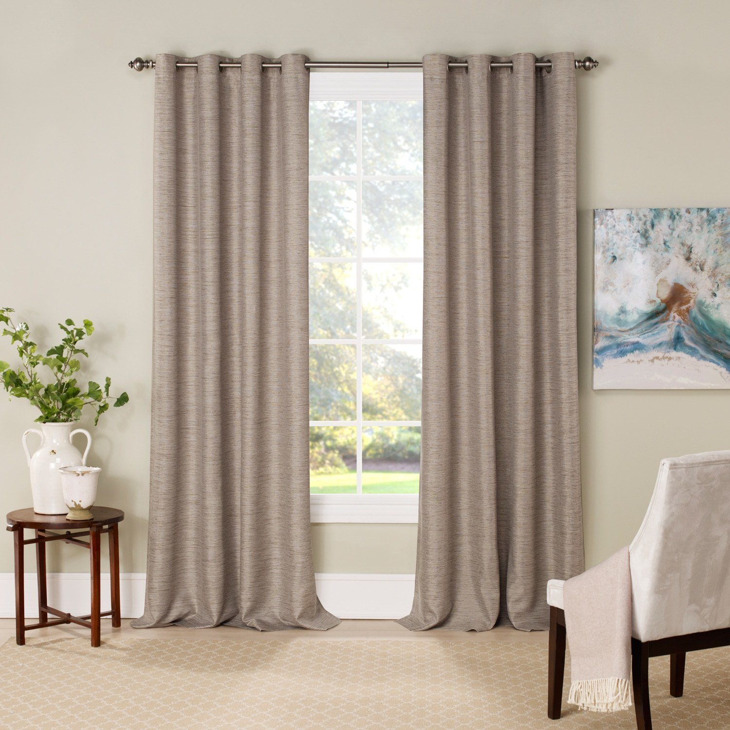 Best Eclipse Newport Blackout Window Curtain With Pictures