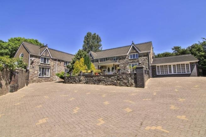 Best 4 Bedroom Detached House For Sale In Llantrisant Road With Pictures