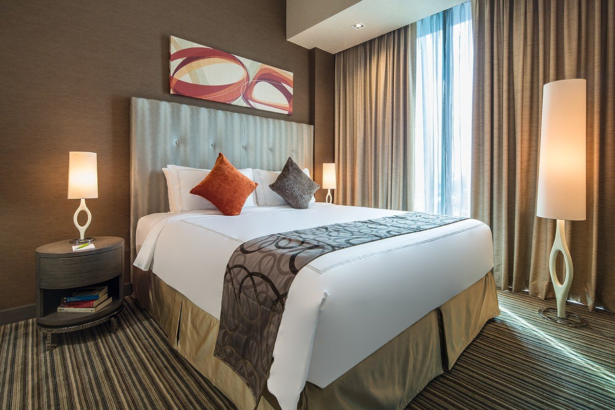 Best 2 Bedroom In Singapore Park Avenue Changi Two Bedroom Suite With Pictures