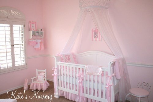 Best Pretty In Pink Nursery With Pictures