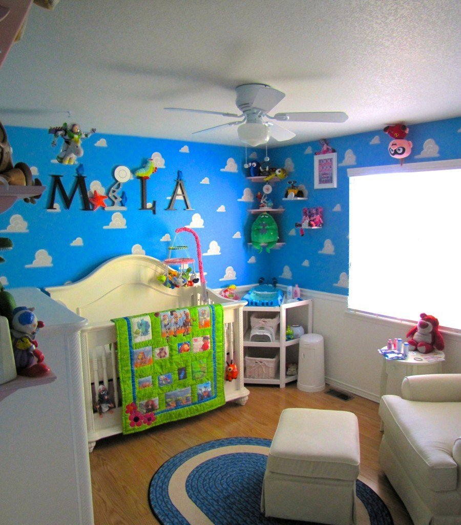 Best Pixar Themed Nursery Project Nursery With Pictures